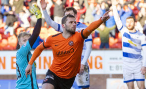 Pavol Safranko thanks Dundee United fans for their support and good wishes as return move hangs in balance