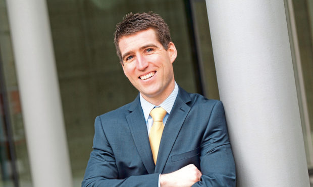 Gavin Black, partner and head of manufacturing at Henderson Loggie.