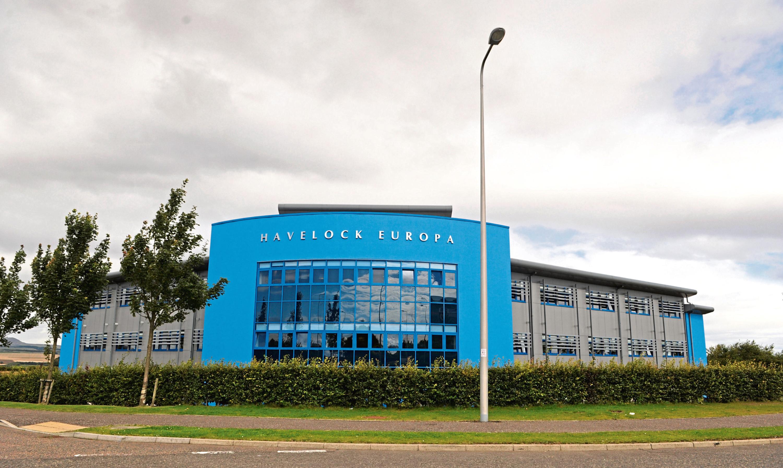 Havelocks headquarters in Kirkcaldy.