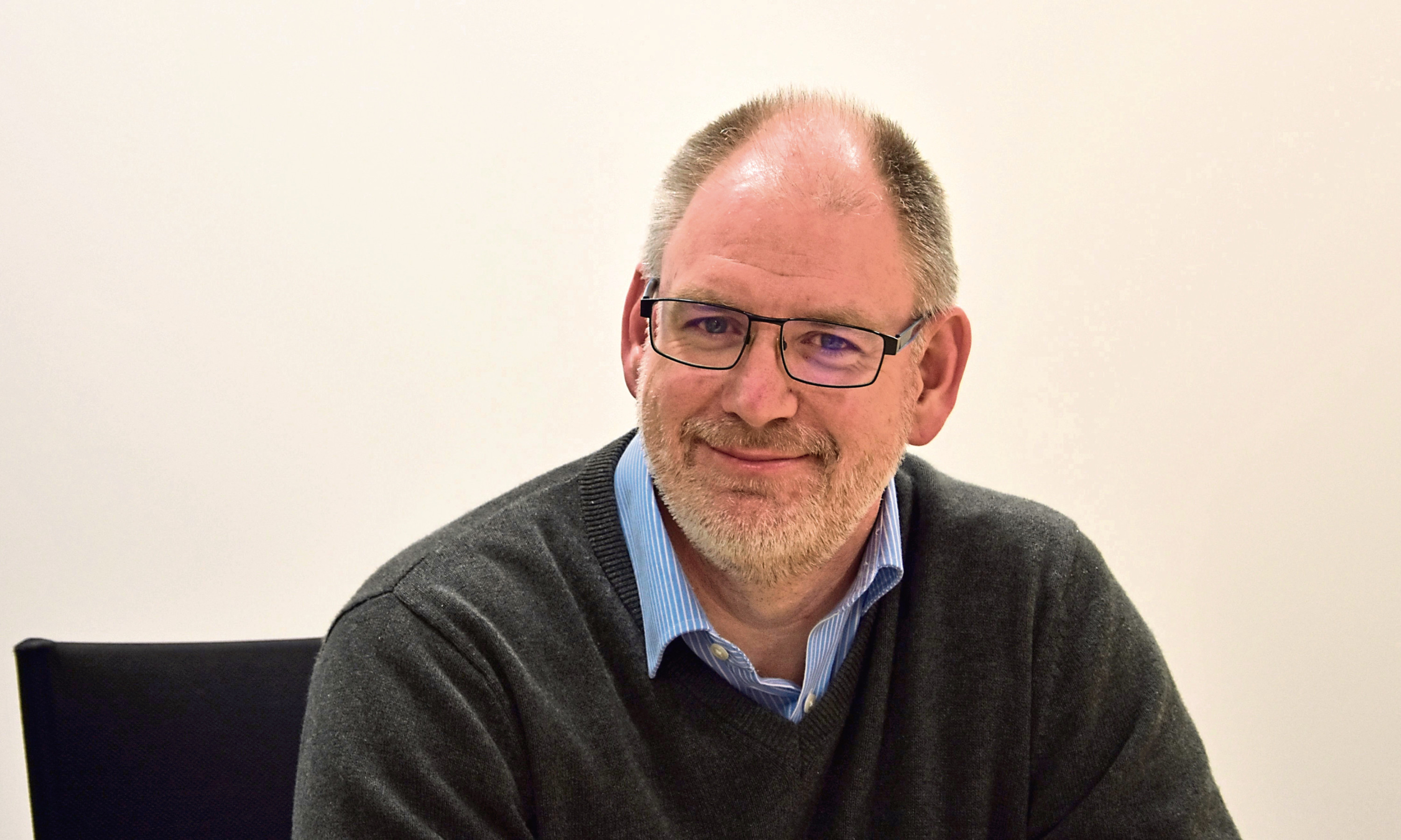 Ian Johnson, Inch Cape Offshore Windfarm project manager