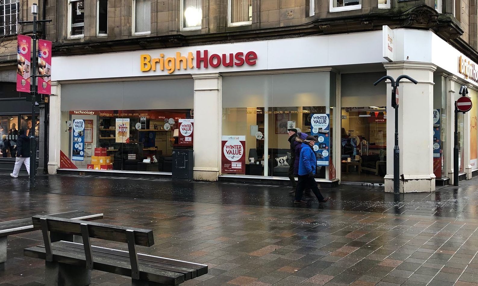 Bright House in Perth