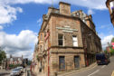 Drummond Arms Hotel (derelict) Crieff Pic Phil Hannah