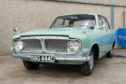 A 1960s Ford Zephyr 6 is among the cars in the auction