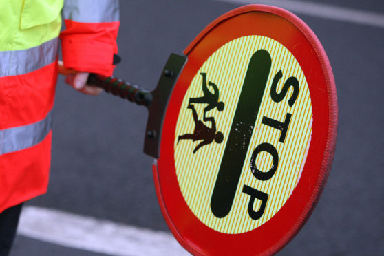 Perth and Kinross Council signed off the plans to cut school crossing patrollers in private.