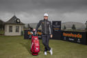 Paul Lawrie at Gleneagles to launch his Pro Am over the Centenary Course on July 15.  this year.