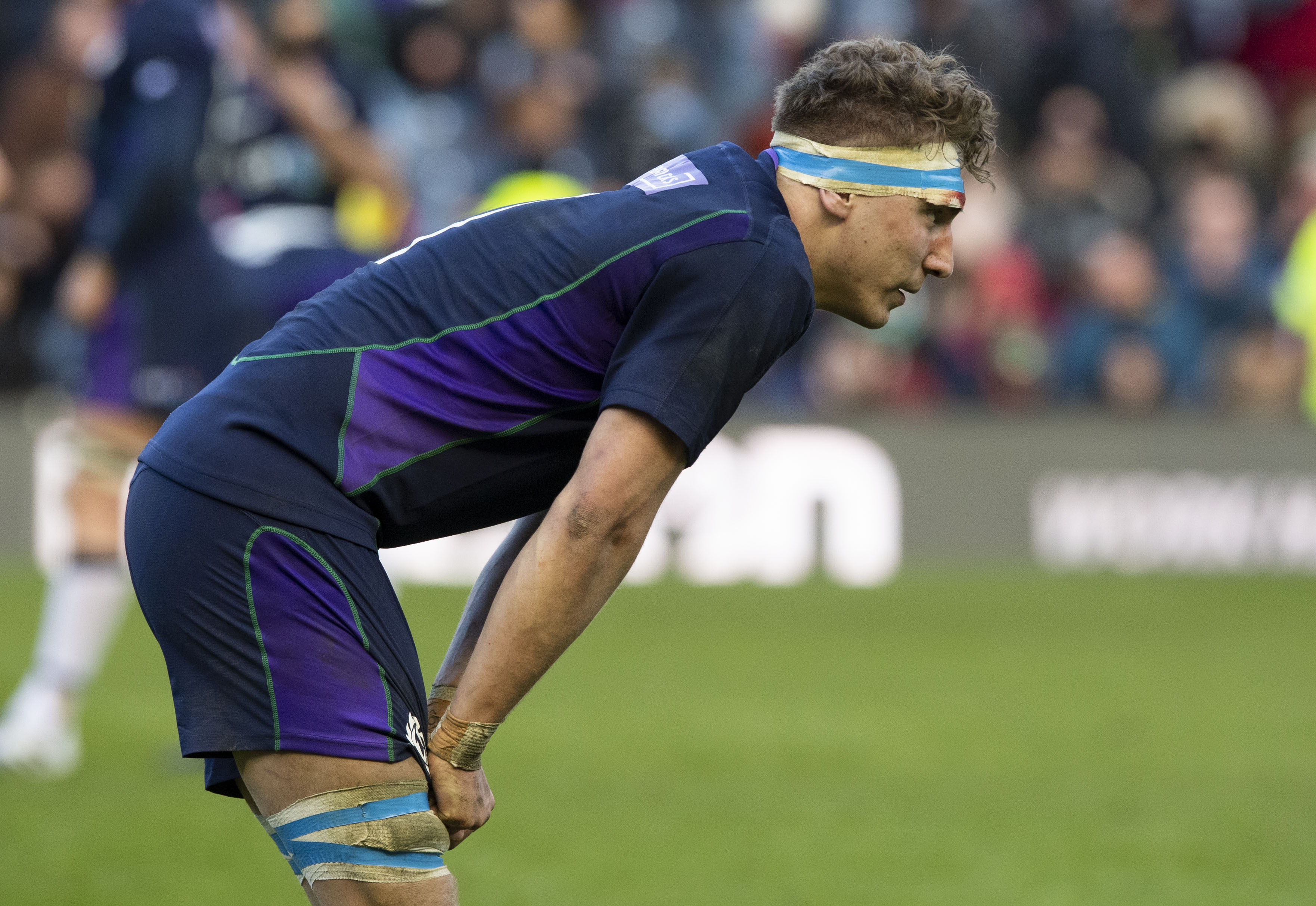 Jamie Ritchie is one of the new faces in the Scotland team.