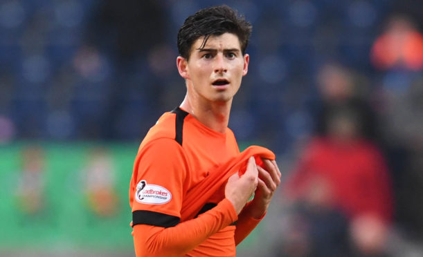 Harkes has been at United since January 2019