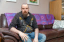 Andy McLeod (30), former head chef at Banners in Markinch.