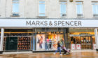 Kirkcaldy has lost a number of large shops, including Marks and Spencer in 2018.