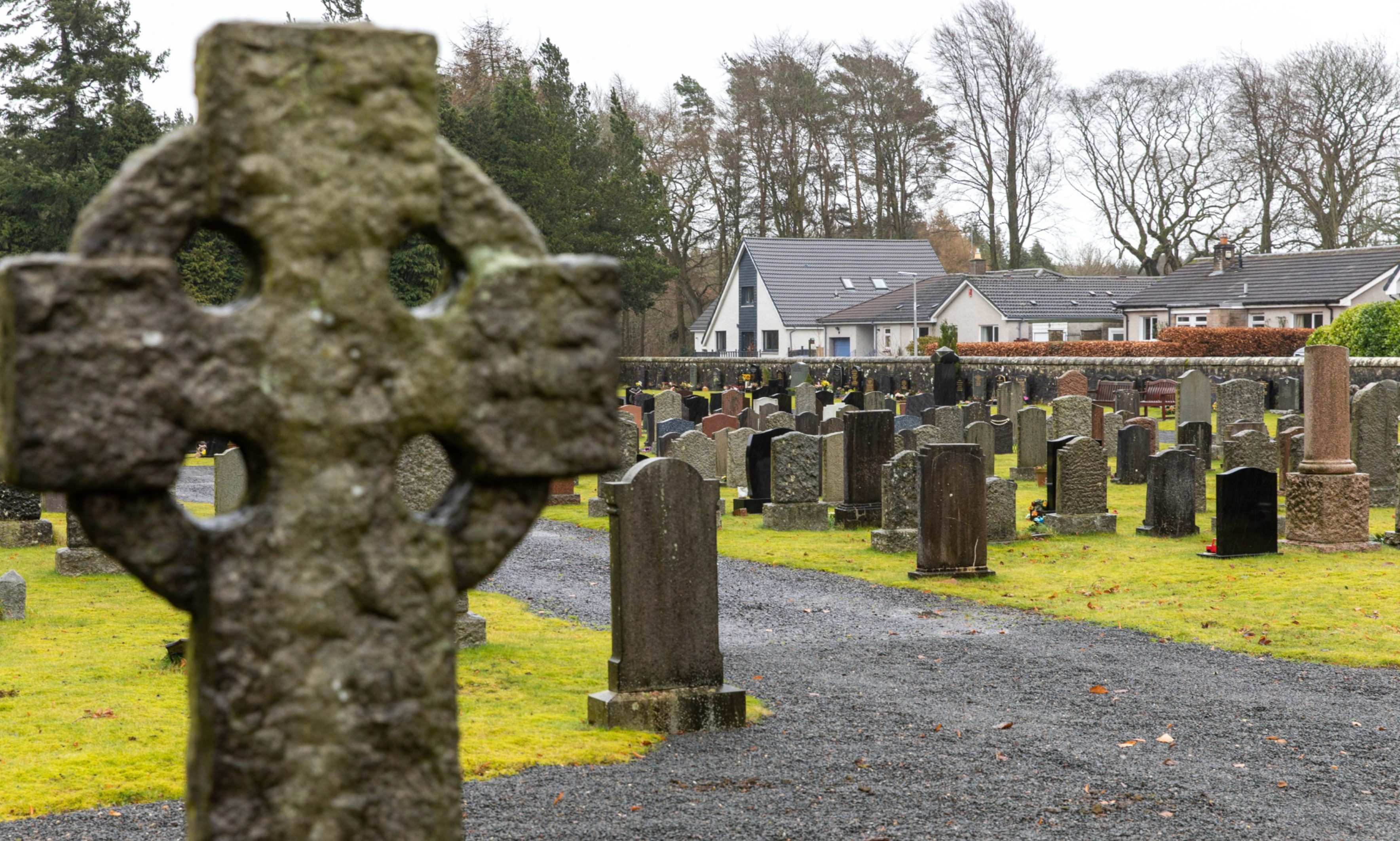 Kinross North Cemetery