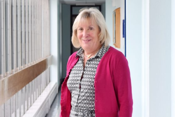 Trudy McLeay, chair of the Health and Social Care Partnership, expressed surprise ambulance staff could not access mental health records