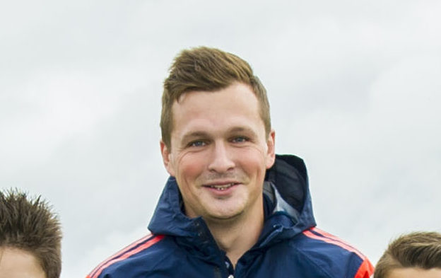United academy chief Andy Goldie