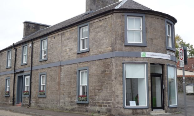 The Coalfields Training and Enterprise Hub has opened in Kincardine.