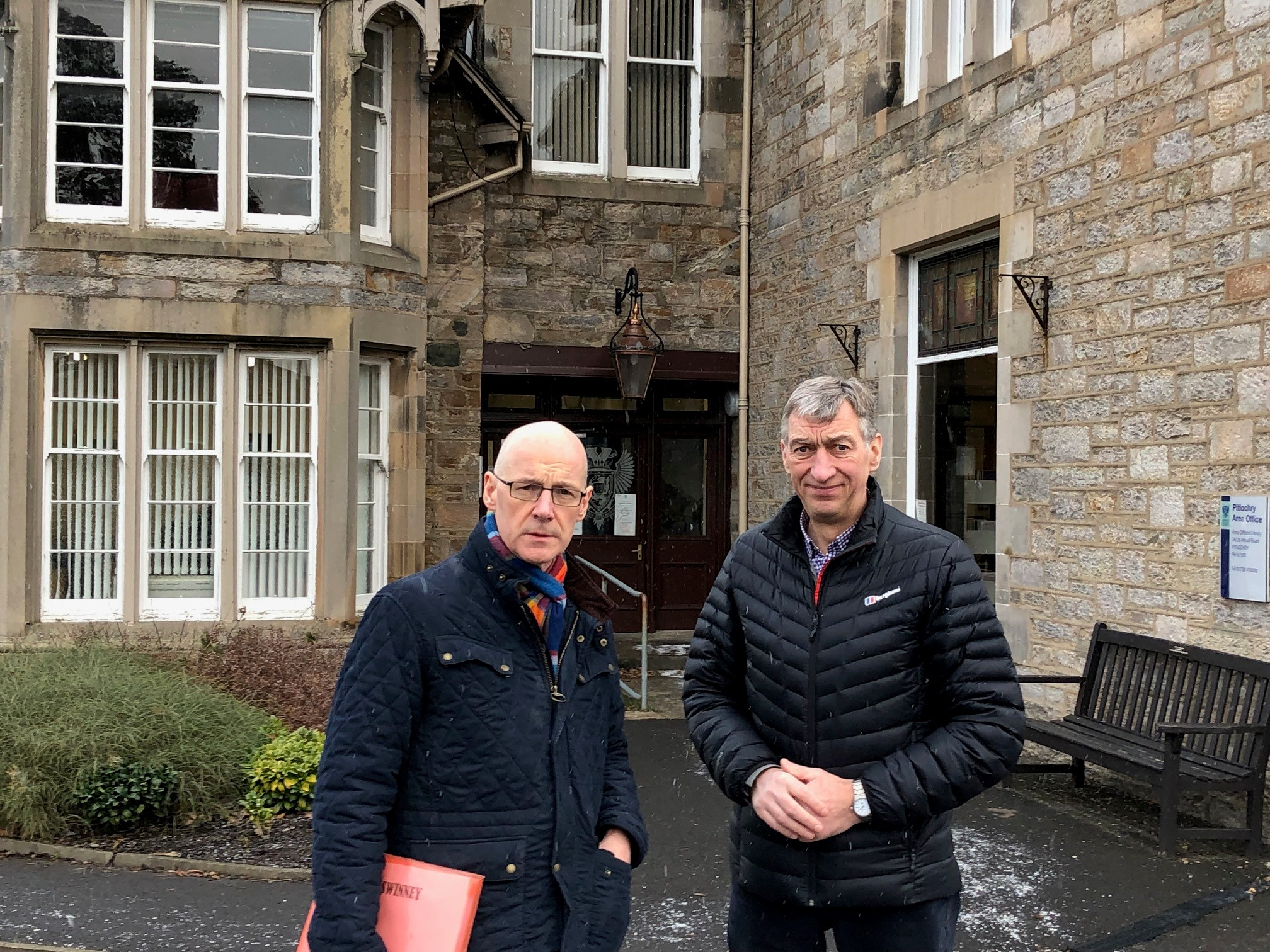 John Swinney MSP and Councillor Mike Williamson have hit out at Perth and Kinross Council for failing to complete an audit of Pitlochry Common Good Fund's properties