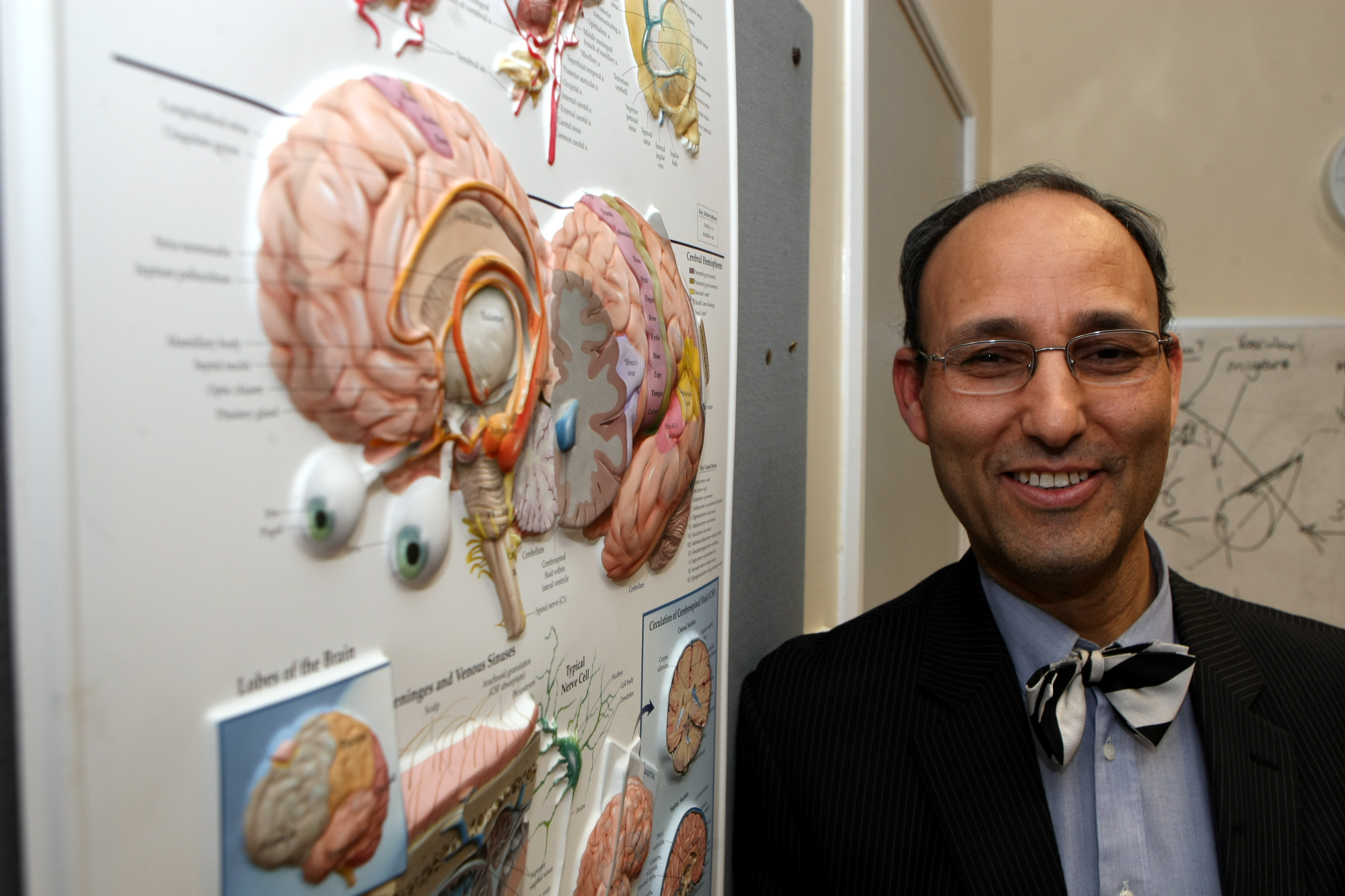 Sam Eljamel worked as a brain surgeon at Ninewells Hospital, Dundee.