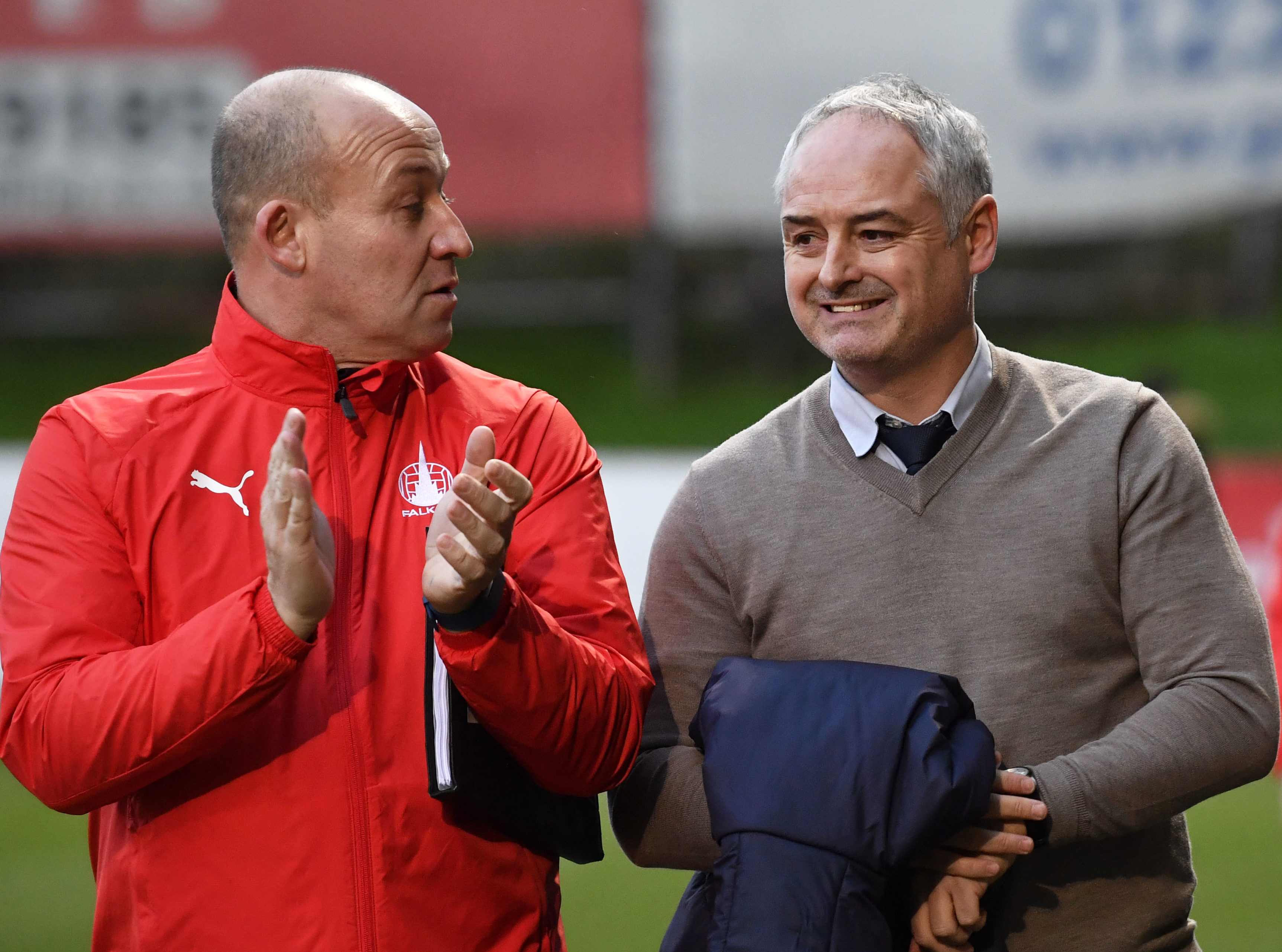 Darren Taylor and Ray McKinnon.