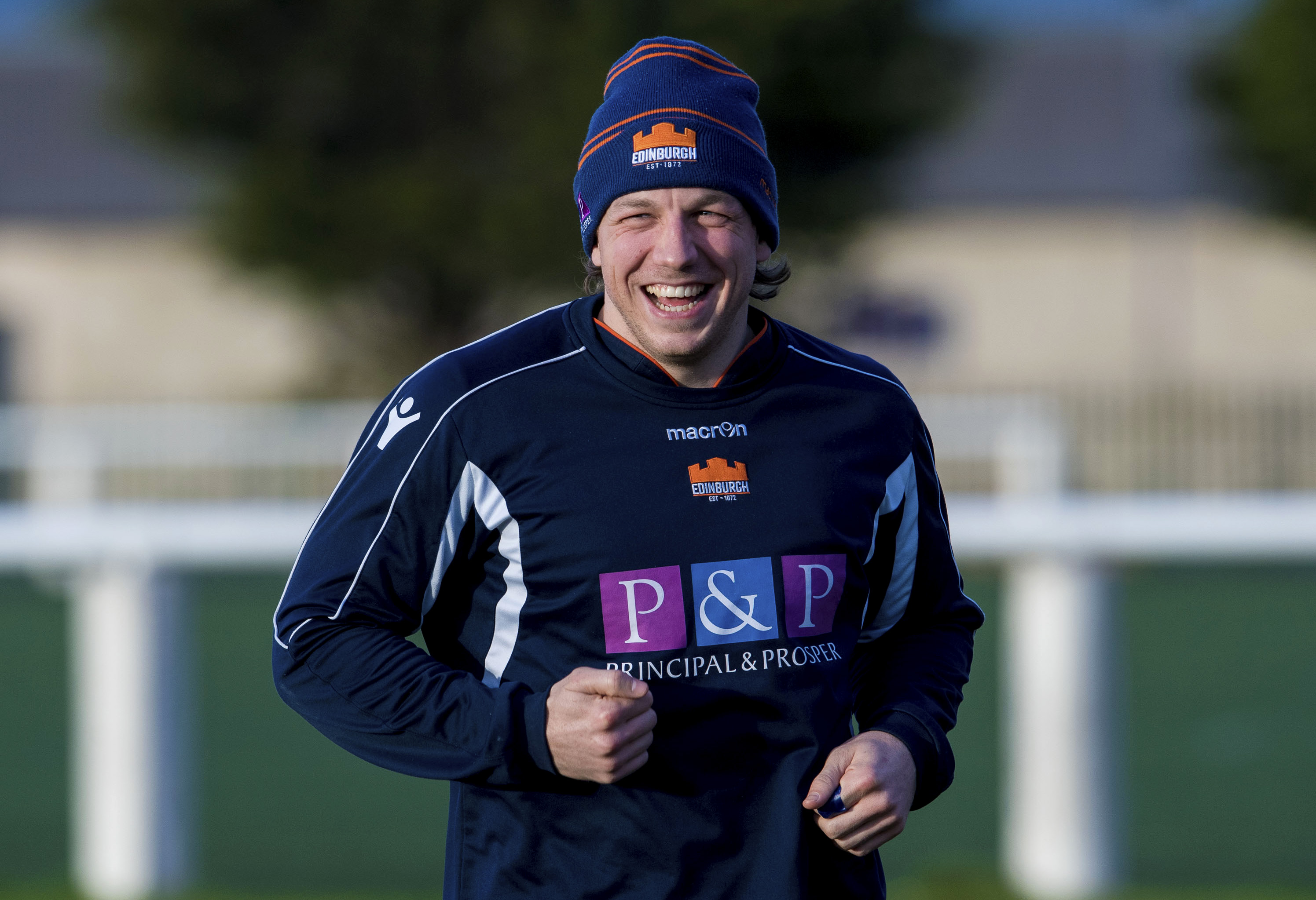 Edinburgh's Hamish Watson is one of several key players out of contract at the end of this season.