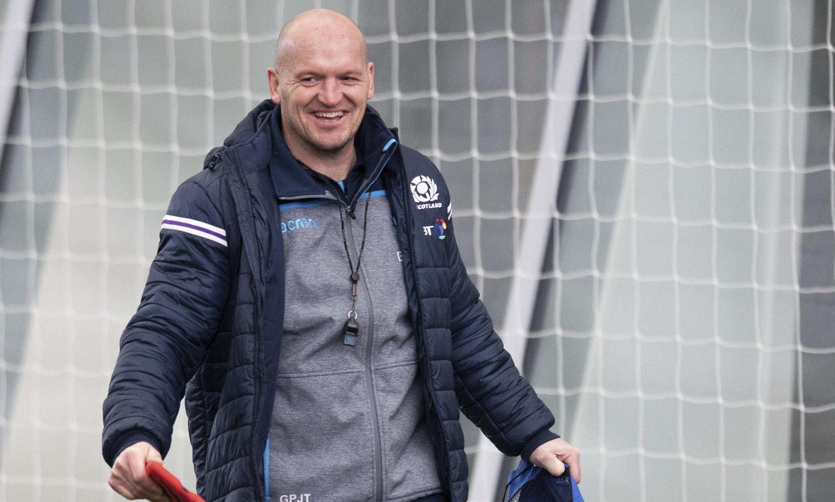 Scotland head coach Gregor Townsend is fond of an adventurous selection.