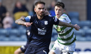 Former Dundee midfielder Martin Woods snapped up by National League side Halifax Town