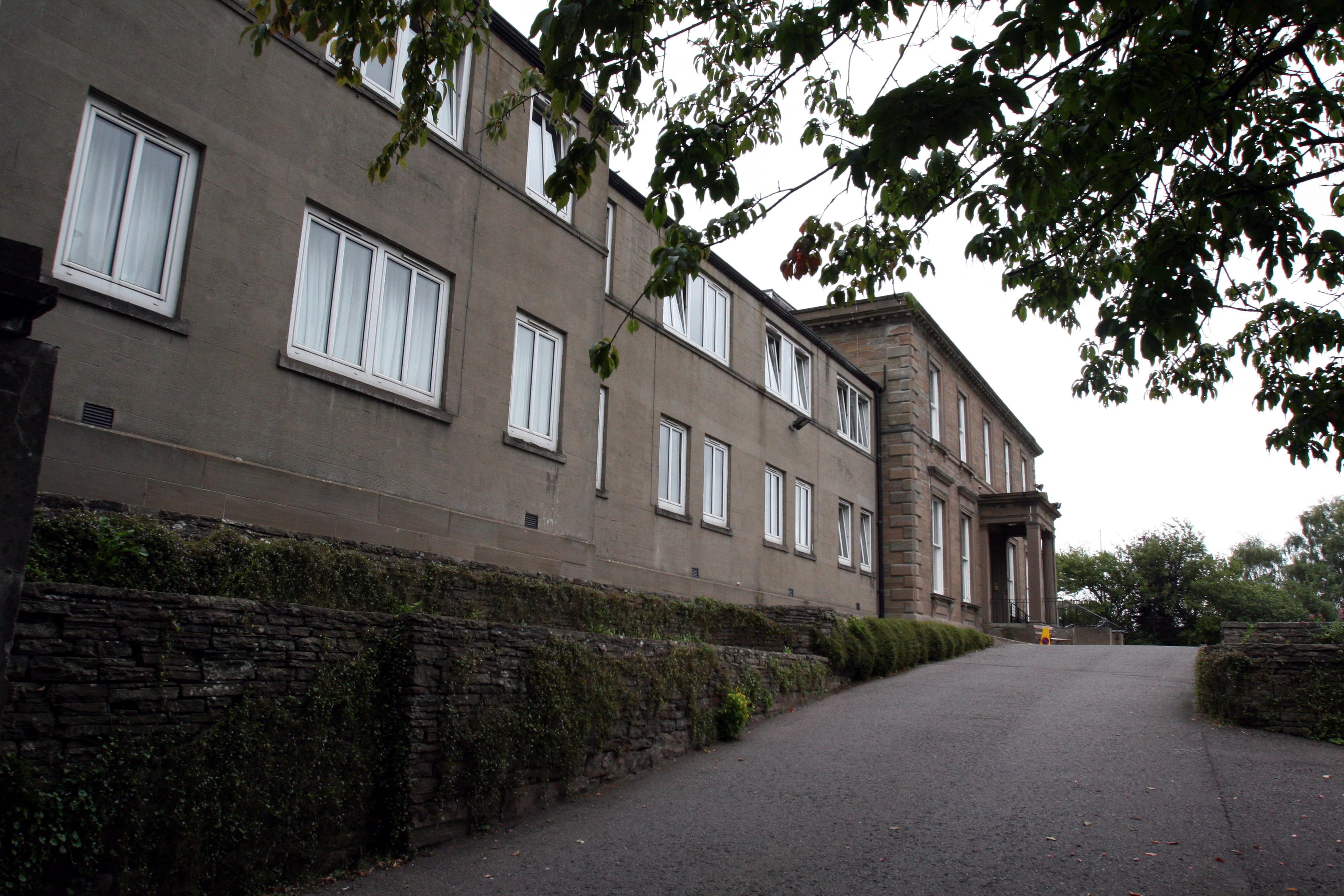 BMI Fernbrae Hospital, Perth Road, Dundee.