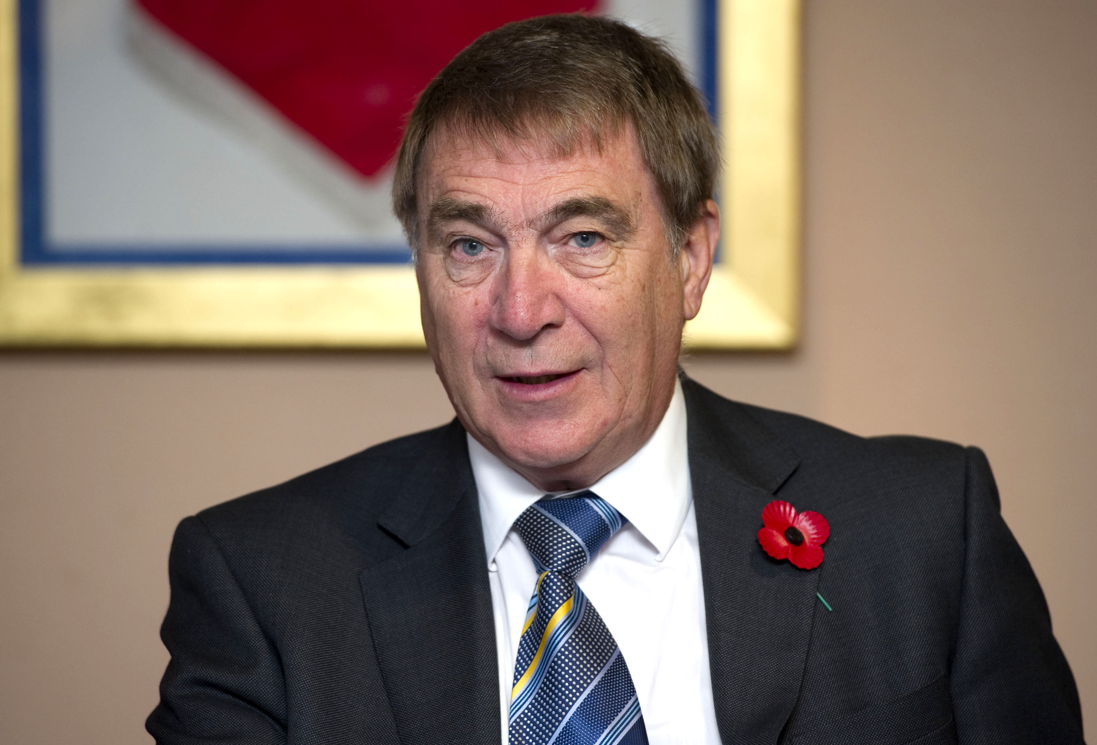 Geoff Brown rescued Saints more than three decades ago