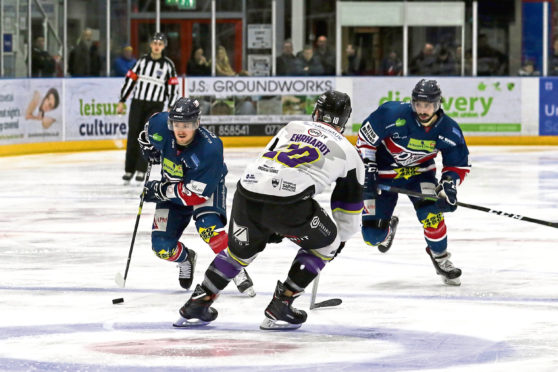 The Dundee Stars won't be playing anytime soon.