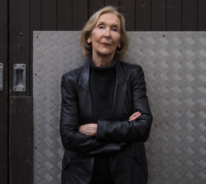 Crime author Claire MacLeary