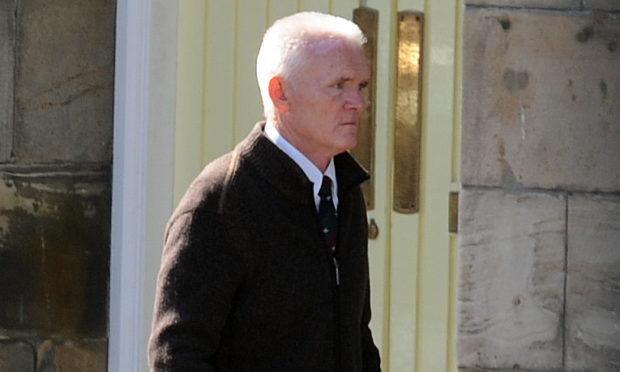 Thomas McCabe at Kirkcaldy Sheriff Court