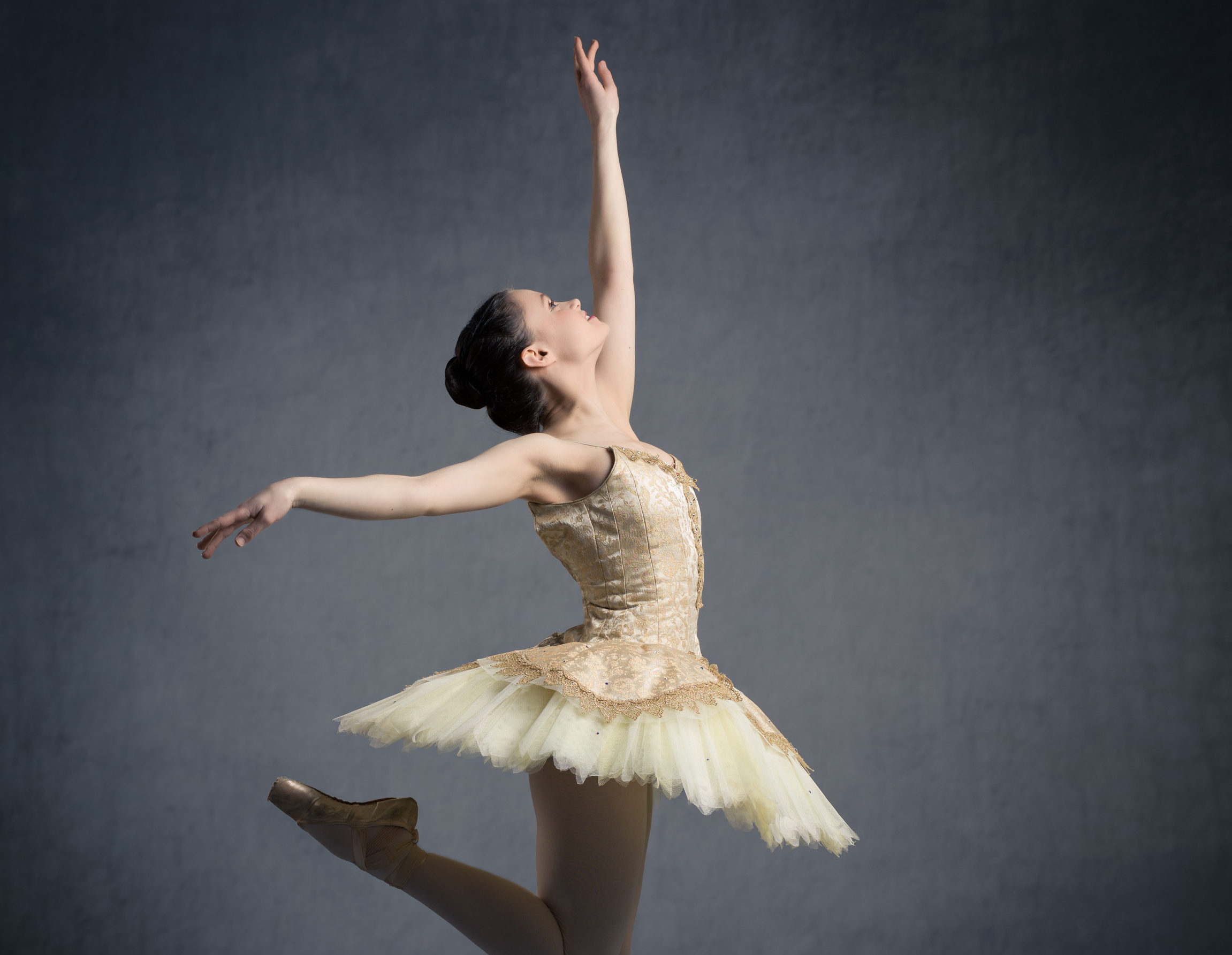Errin performed in The Nutcracker across Scotland to packed out audiences