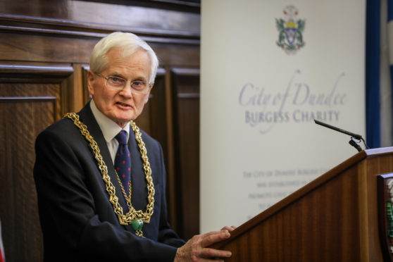 Lord Provost Ian Borthwick has urged organisation affected by the pandemic to apply for funds.