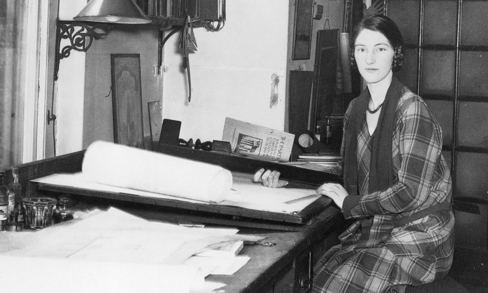 Kathleen Anne Veitch was one of the first women architects in Scotland.