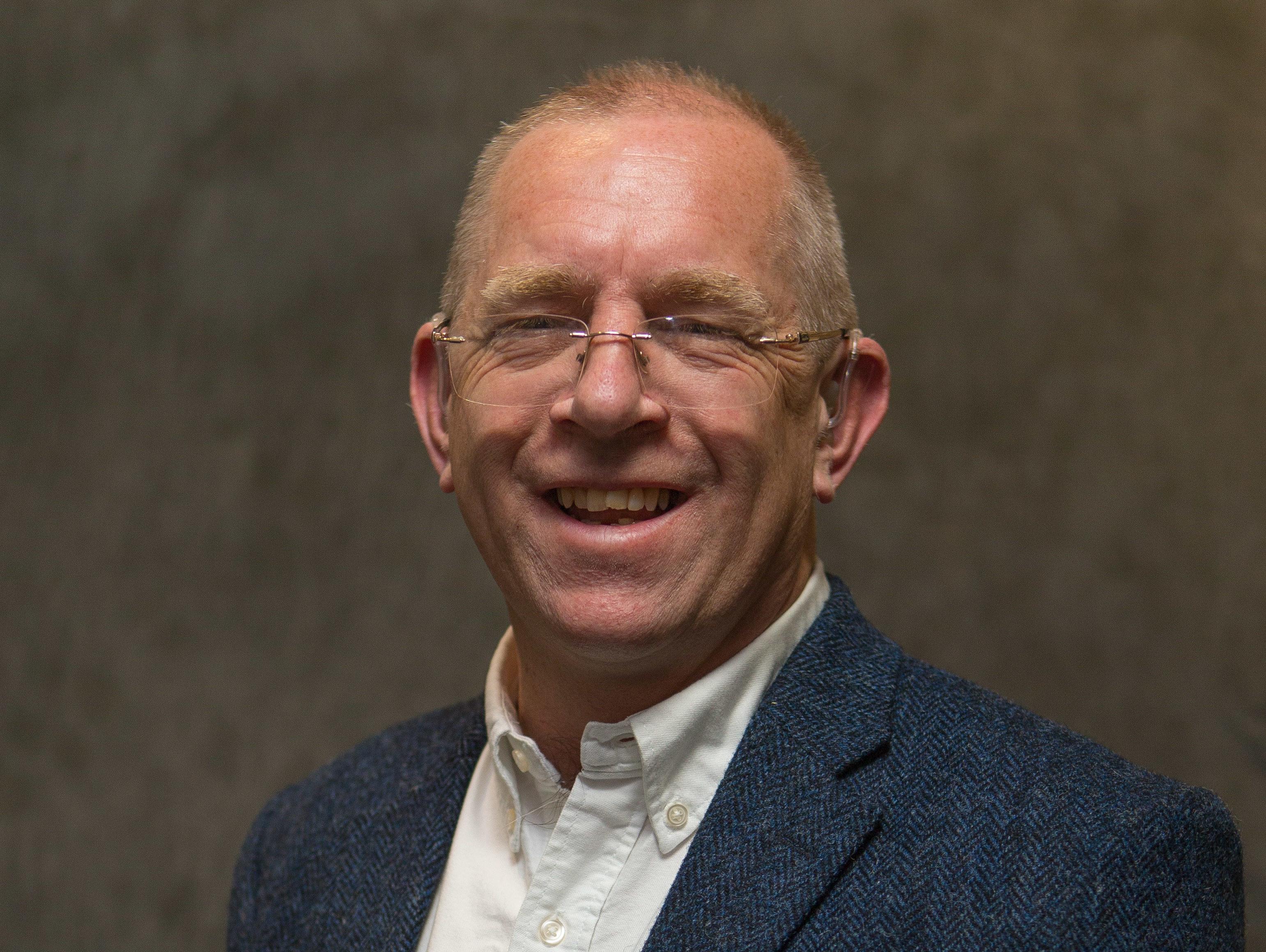 SNP councillor Ian Ferguson.