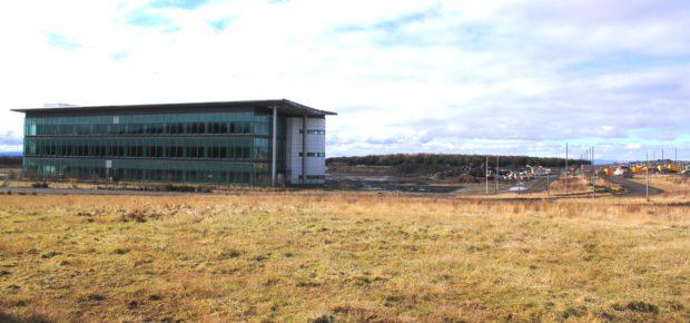 The Shepherd Offshore site at Duloch in Dunfermline.
