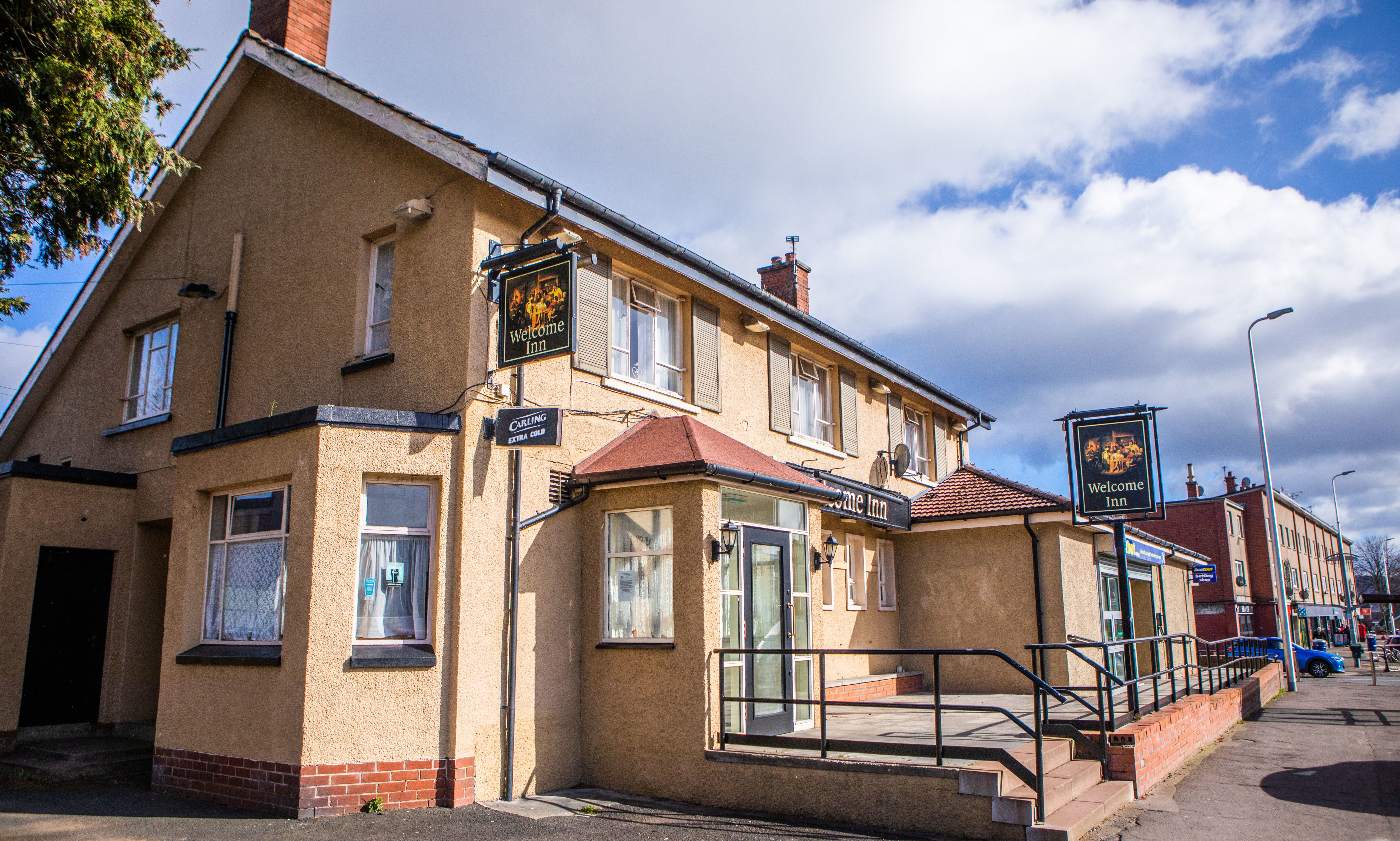 The Welcome Inn in Perth