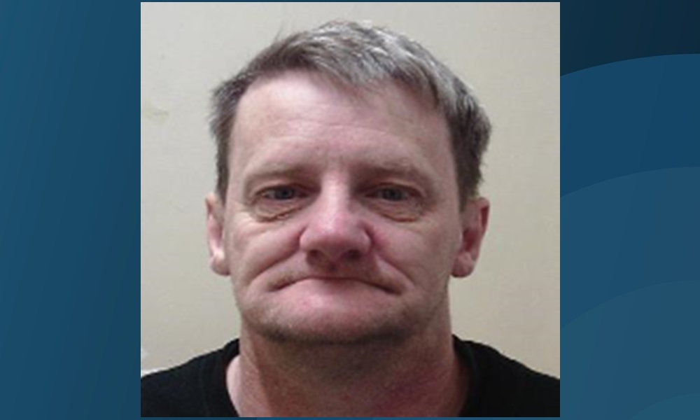 Fife sex offender Charles Black is back behind bars.