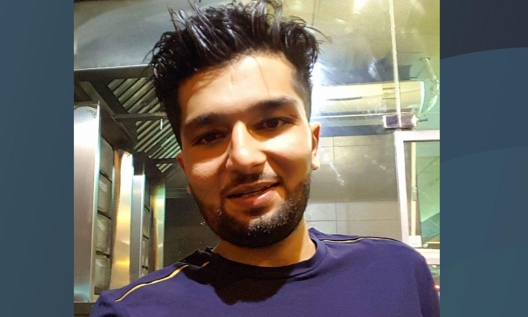 Umair Shikari.