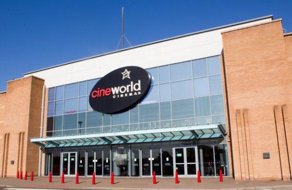 Dundee Cineworld.