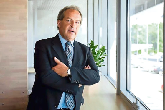 Nigel Risner who will speak at the Courier Business Conference