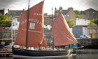 Isabella Fortuna was built in 1890, and fished by three generations of the Smith family in Arbroath for 86 years.