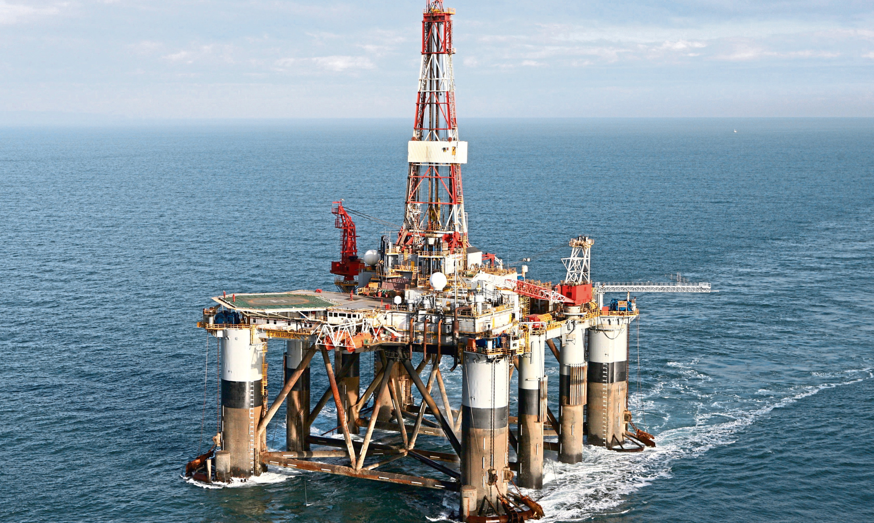 Well-Safe has purchased the Ocean Guardian semi-submersible drilling unit