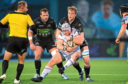 Glasgow and Scotland lock Jonny Gray is being rested until the end of November.