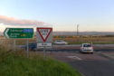 The 50mph zone was put in place in response to concerns over the accident rate at the A90/A937 junction.