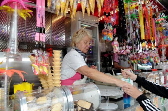 The annual fair runs from May till August