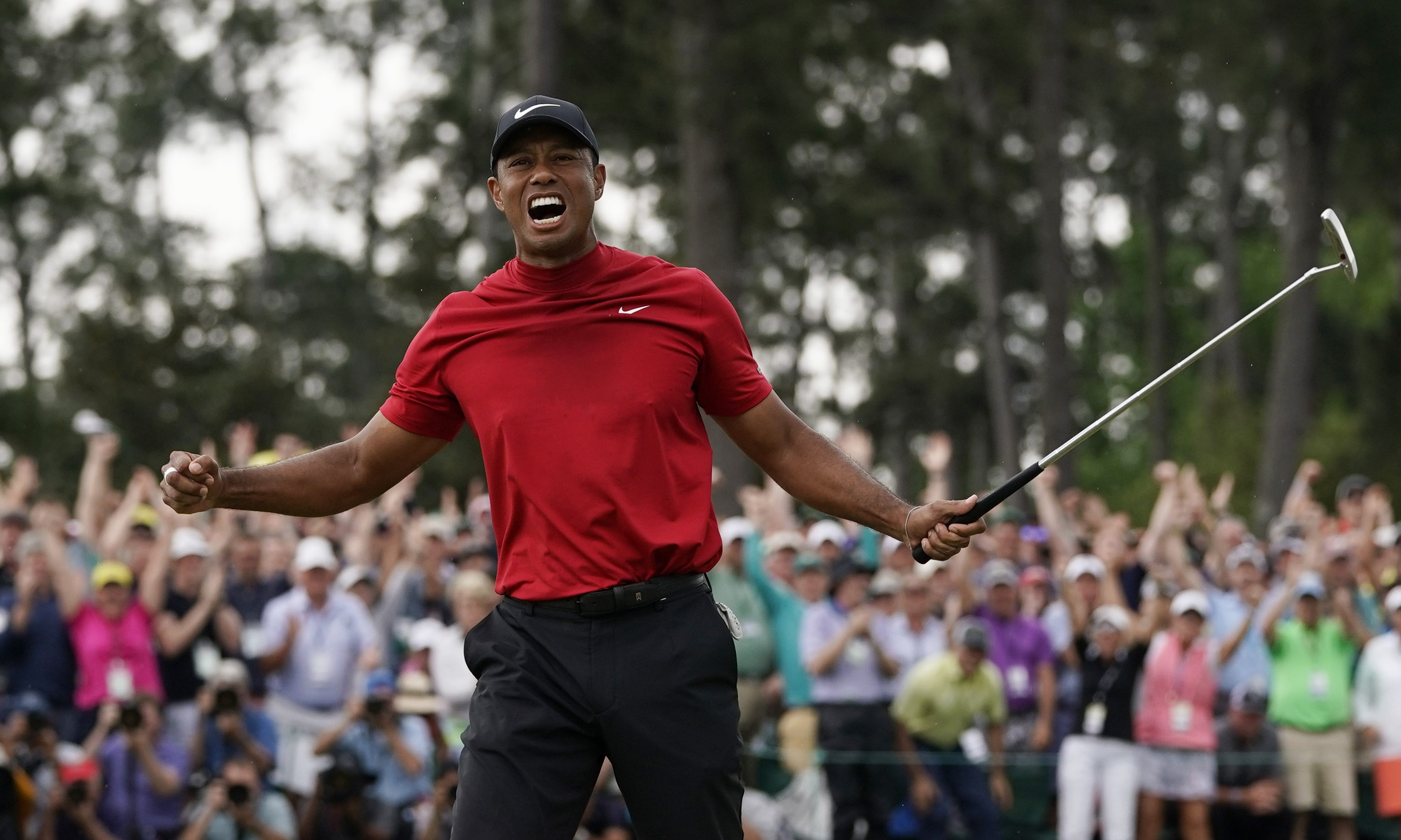 Surgeon who helped McPake also advised Tiger Woods