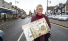HES chairwoman Jane Ryder in Inverkeithing