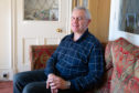 Martin Birks who is looking to raise awareness of Parkinson's