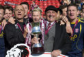 Arbroath won the League 2 title in 2017. Now Dick Campbell is looking to go one better today.