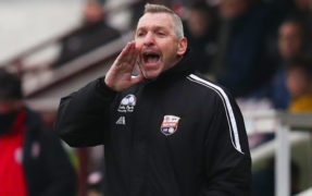 Manager Stewart Petrie believes thrilling cup comeback can give Montrose 'momentum and confidence'