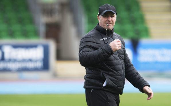 Glasgow Warriors Assistant Coach Jason O'Halloran.