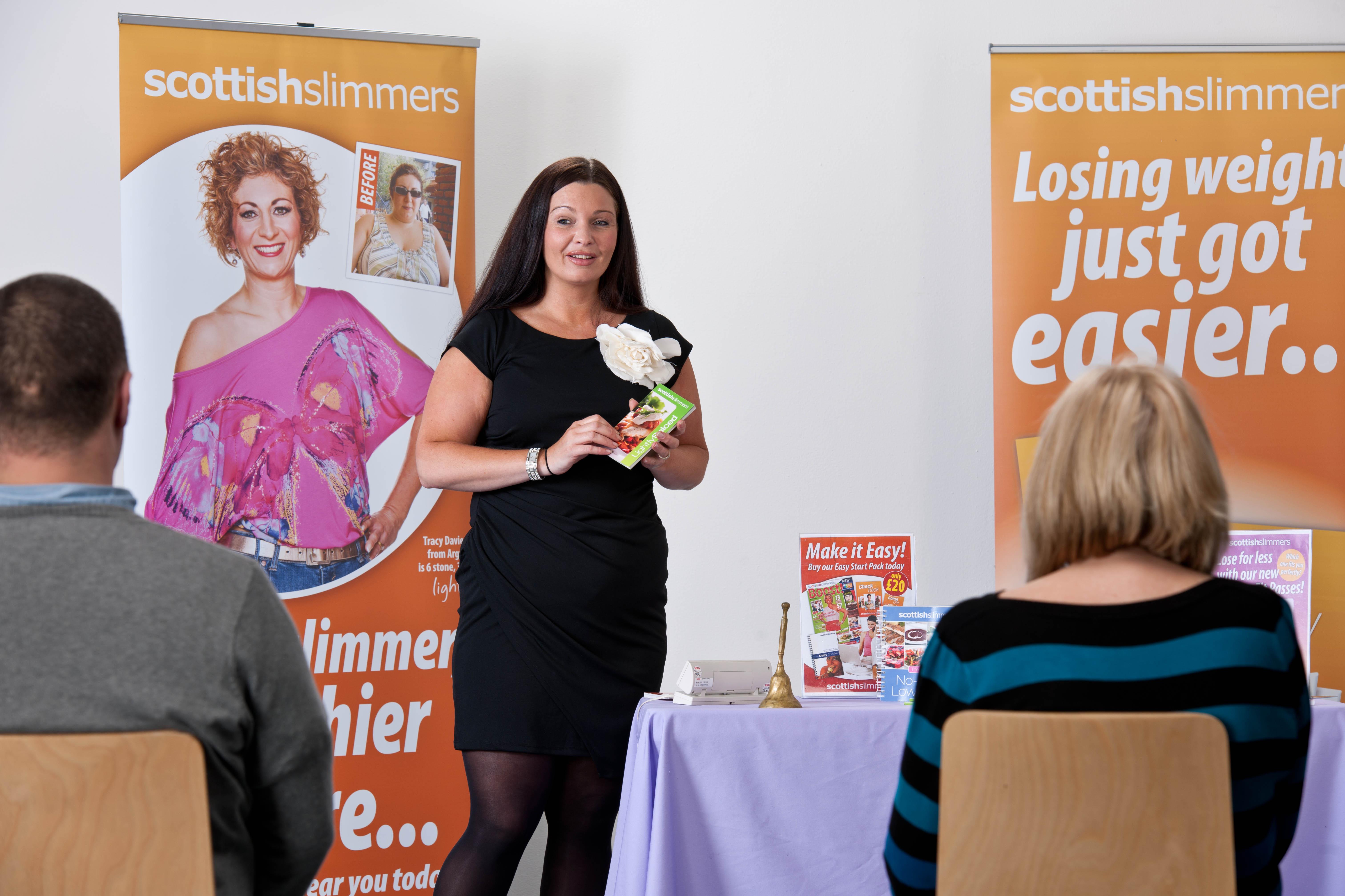 Scottish Slimmers has gone into liquidation